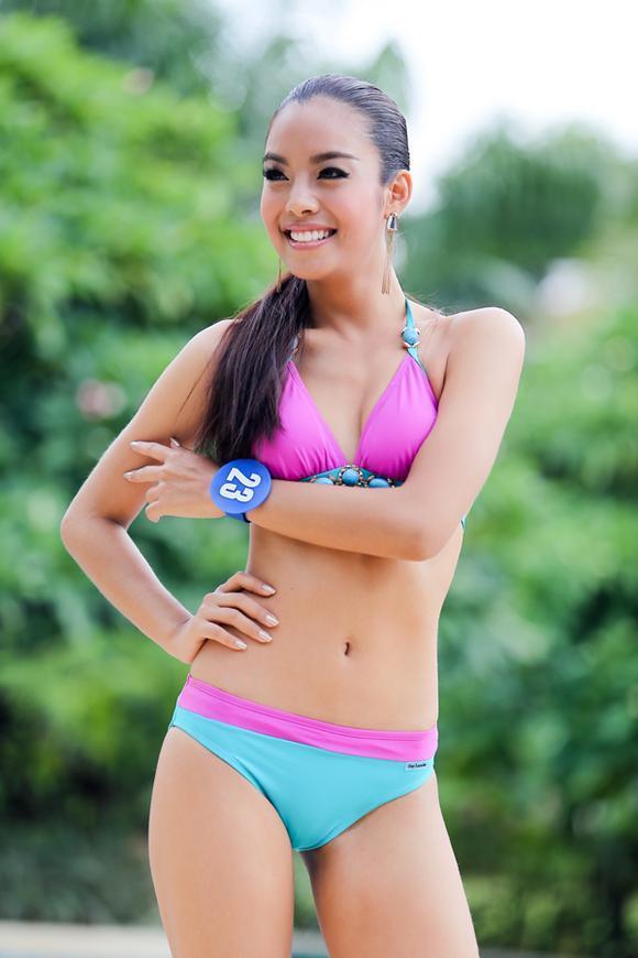 รู้จัก เฟรนส์ฟราย ธัญชนก สาวงามผู้คว้ามงกุฎ Miss Thailand World 2015