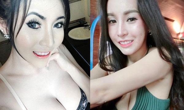 ออฟฟี่ แม็กซิม สาวสุดเซ็กซี่เปลี่ยนลุคได้ด้วยเมคอัพ