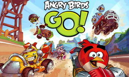 Angry Birds Go ปล่อยโหลดแล้ว ทั้ง iOS, Android, WP