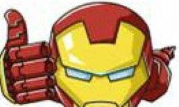 "WeChat แจกอิโมติคอน ""Marvel Super Heroes"""