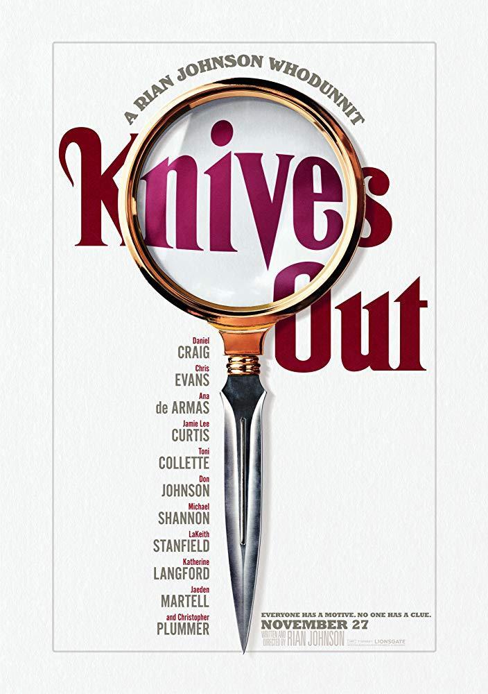 """Knives Out"" เลือดข้นคนฮา"